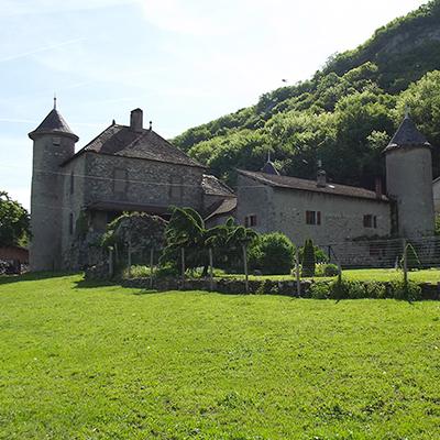 le chateau de Châtillon