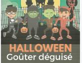 APE : Goûter déguisé Halloween
