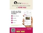 City wall : La mairie vous informe en temps réel