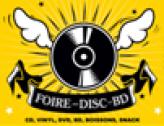 Foire aux discs et BD