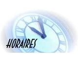 Mairie : modification des horaires
