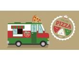 Nouveau Camion Pizza