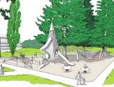 Inauguration Parc de Bois Salève
